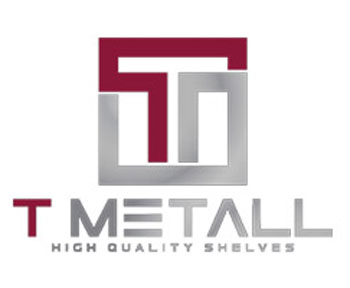 High quality shelves from T Metall
