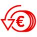 Icon Geld zurück
